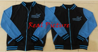 real picture Cardigan New Puma