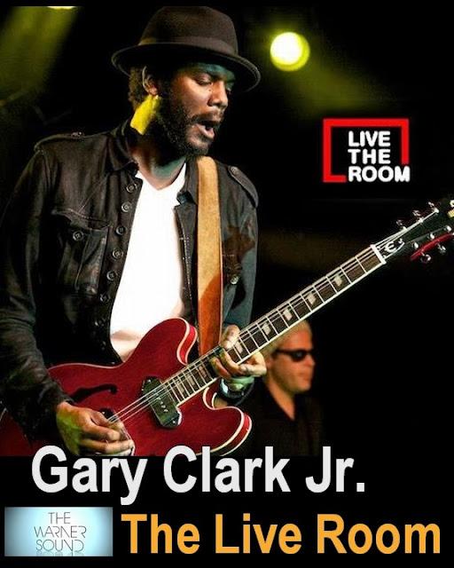 Gary Clark Jr Live Room