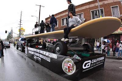 O maior Skate do mundo