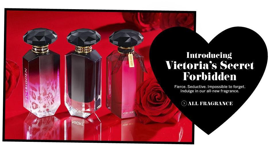 Victorias Secret | new FORBIDDEN | spring scent 2014