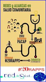 Encuentro #20RAPPS #20PACAP                          24-25 de Noviembre. Zaragoza