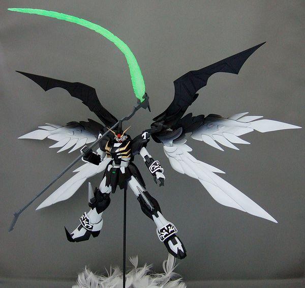1/100 Six-winged Gunda...