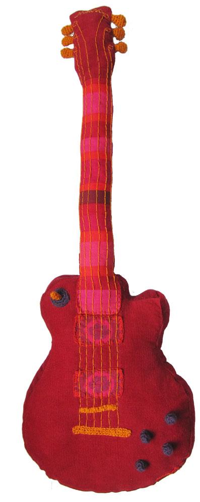 vanhaa naista halpa kitara