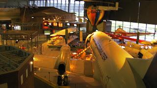 航空科学館 YS-11