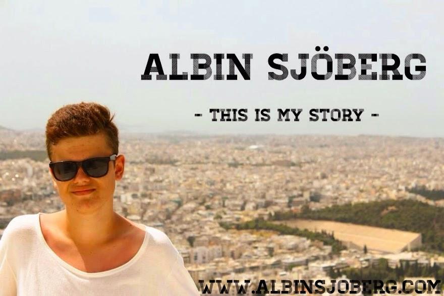 Albin Sjöberg's