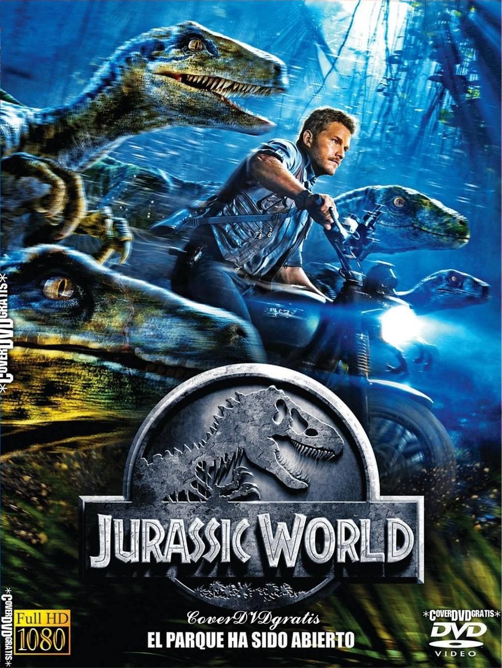 Jurassic World (2015) HDTS