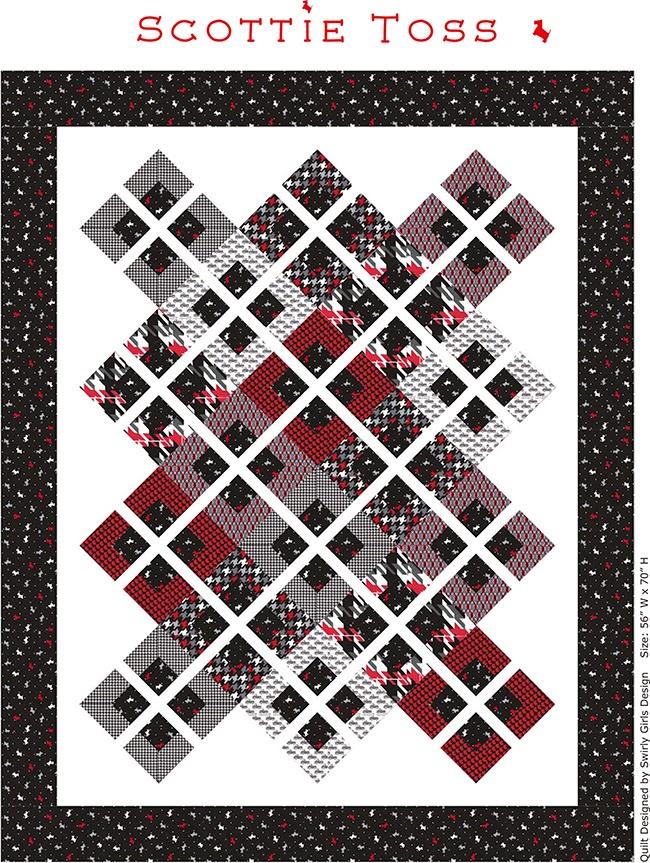 http://www.michaelmillerfabrics.com/inspiration/freequiltpatterns/scottie-toss-quilt.html