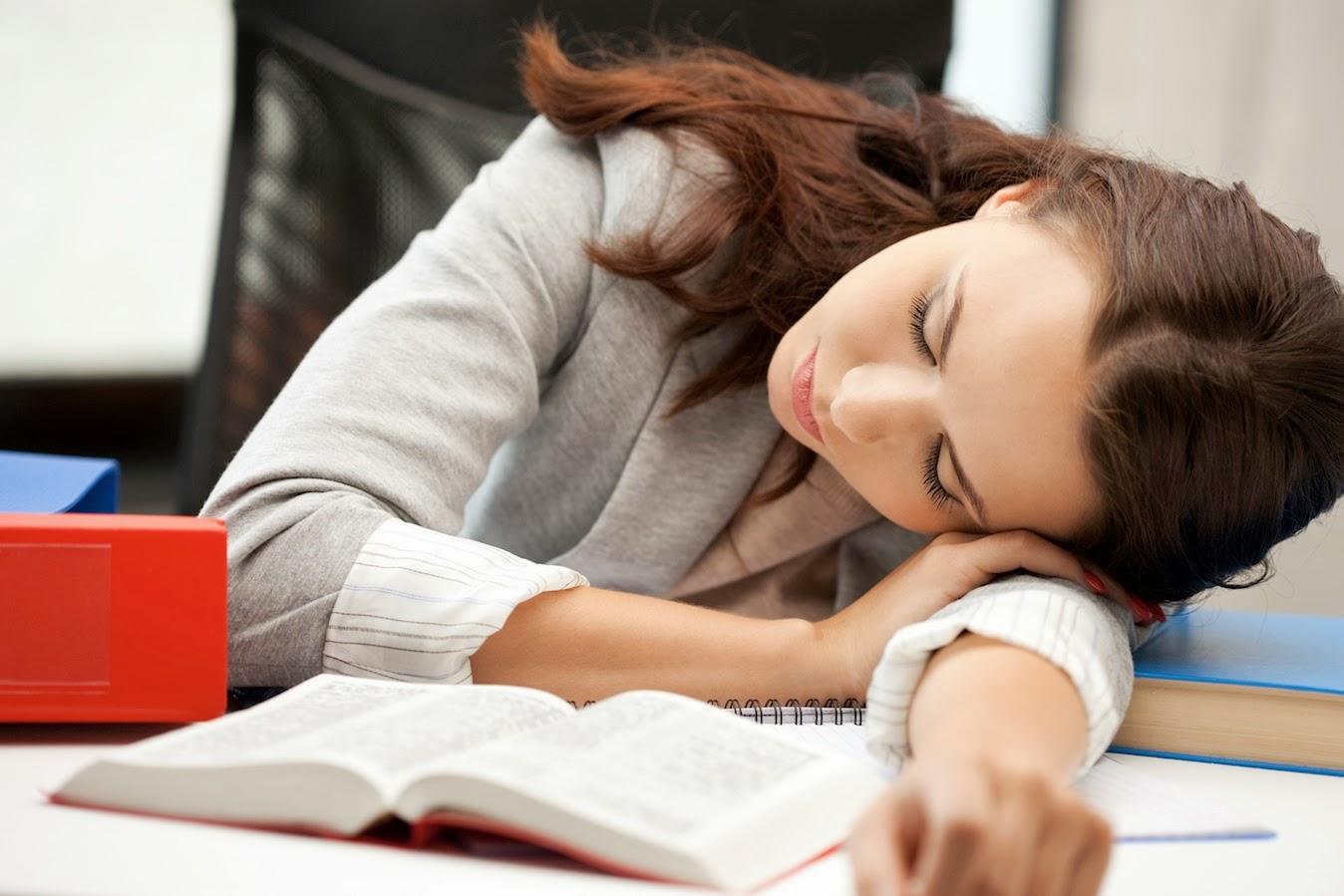 Cara mencegah ngantuk di pagi hari