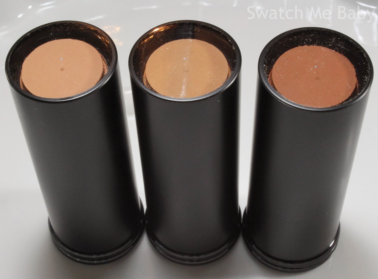 Black Opal True Color Stick Foundation SPF15 in Heavenly Honey, Truly Topaz & Hazelnut