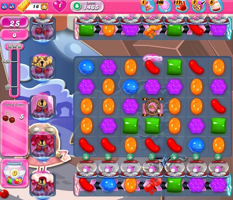 Candy Crush Saga 1465