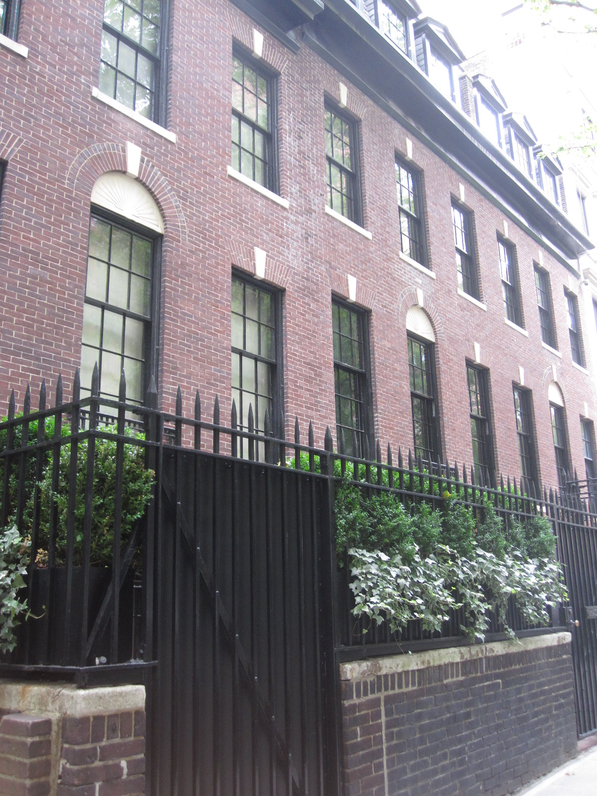 Madonnas house in New York