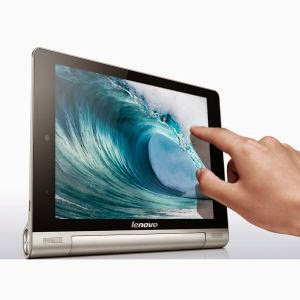 Lenovo Yoga 8 B6000-HV Latest Android Tablet with Innovative Design