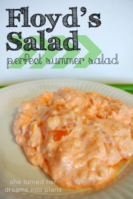 Floyd's Jello Salad: The Perfect Summer Salad