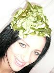 Satiny Green Peony