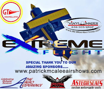The Aero Experience Sponsor of Patrick McAlee Airshows ExtremeFlight
