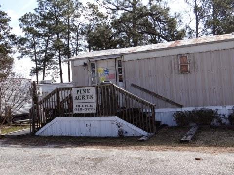 Pine Acres Campground In Aiken South Carolina