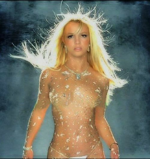Britney Spears Toxic Nude 89