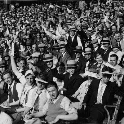 Pre-1925 Baseball Fans