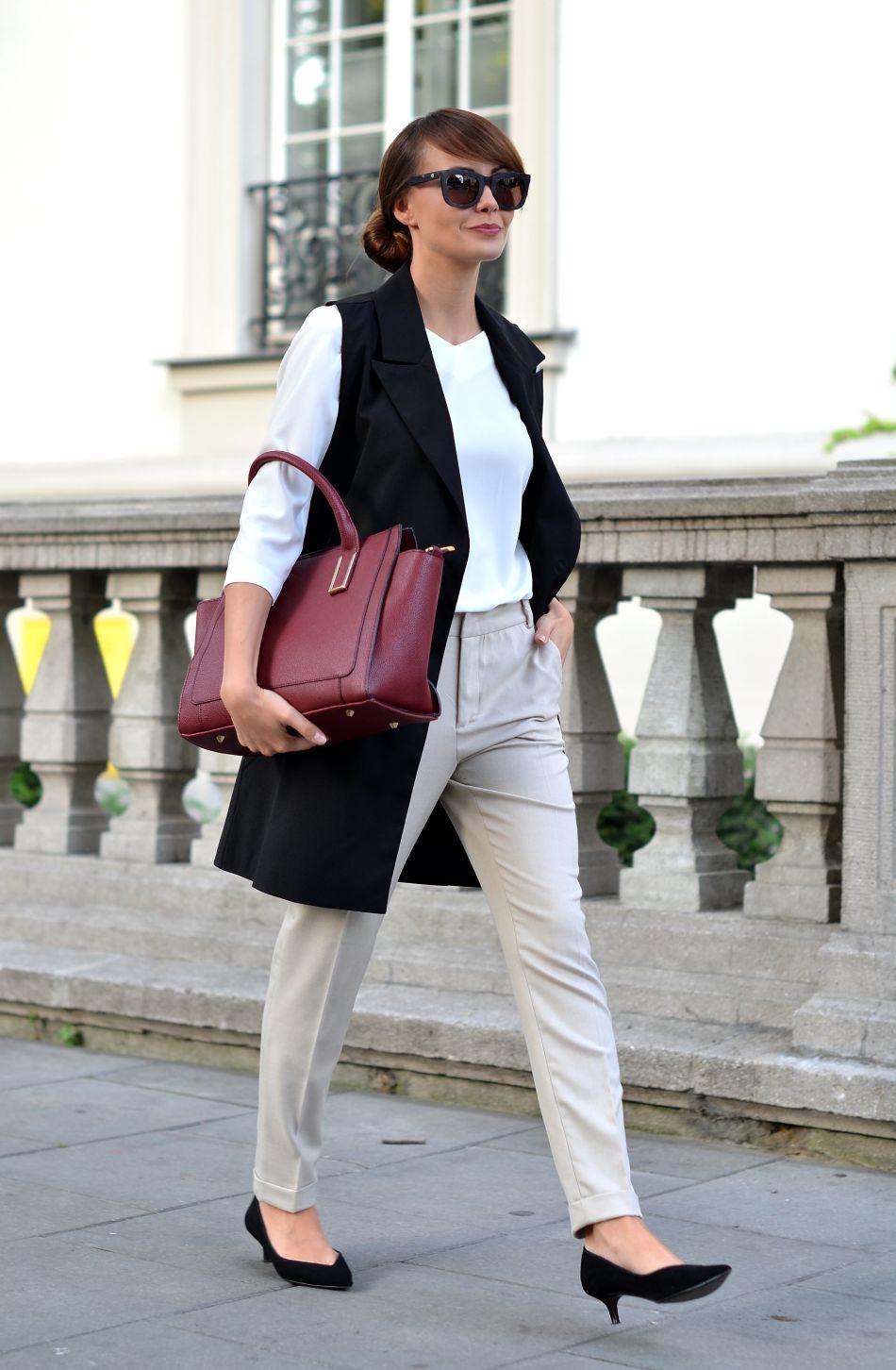 stroj do pracy | dress code | blog modowy dress code | kamila mraz