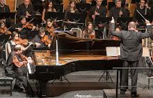 Romantic Liszt ovacionado