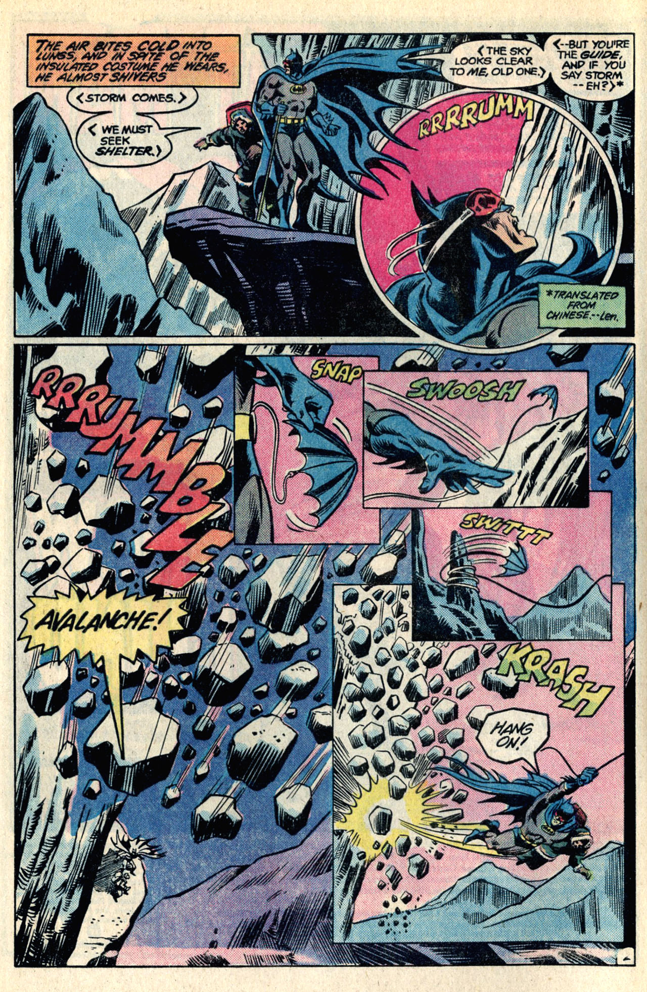 Detective Comics (1937) Issue #522 Page 4