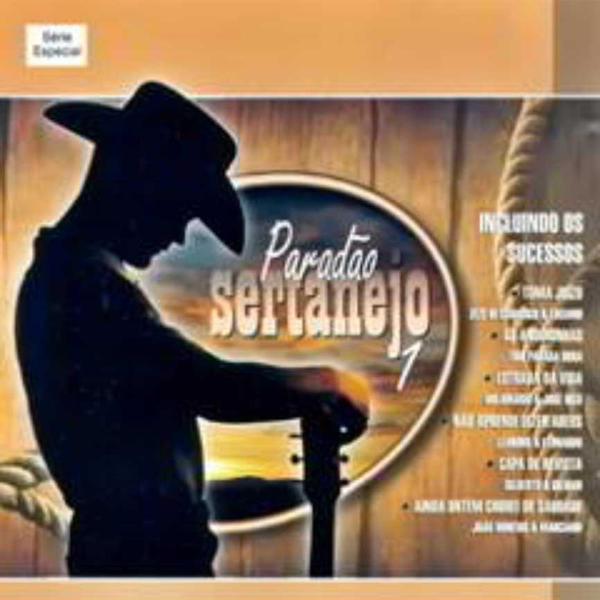 Box Parad�o Sertanejo - Vol.01 (2012)