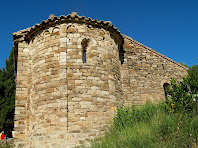 L'absis de ant Vicenç de Vilarassau