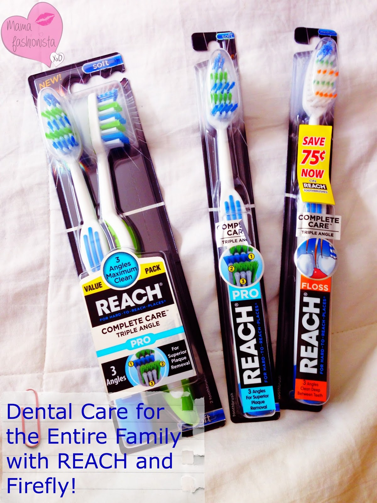 orajel oral care for the whole family - HD1200×1600