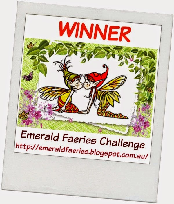 Emerald Faeries Winner