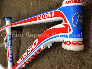 Frame Mosso Falcon2 26inch