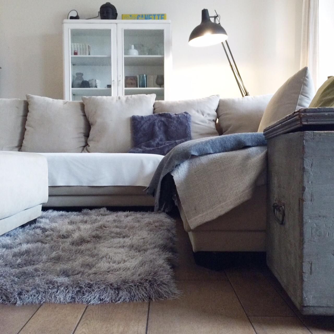 Safavieh carpet in our living-room