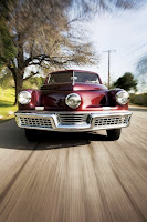 rare and highly sought after 1948 tucker car