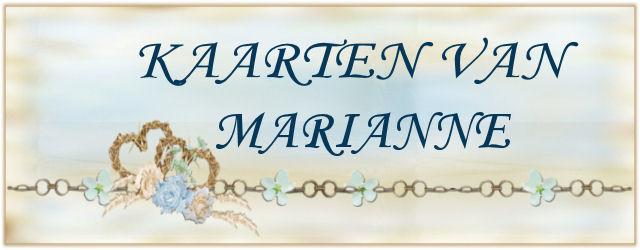 kaarten van Marianne