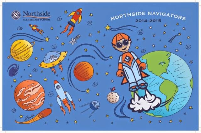 navigator news northside 2014 2015 yearbook on sale now