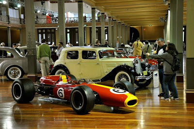 walpaper hot clasic cars 2011