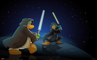Club Penguin Star Wars