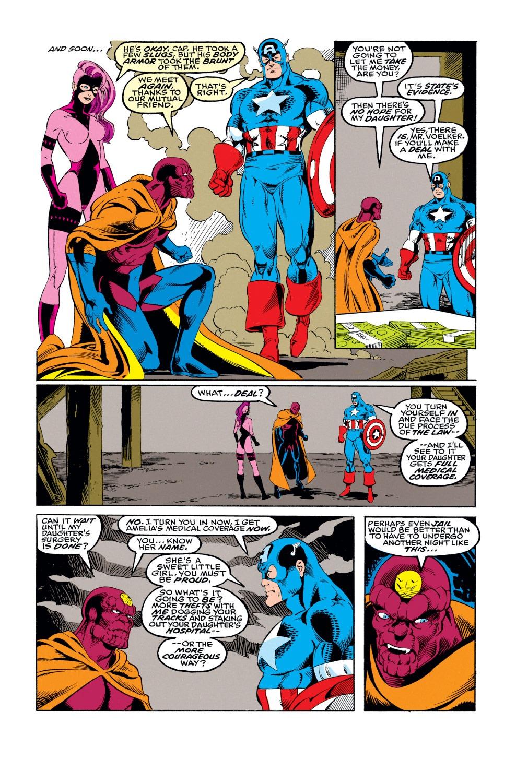 Captain America (1968) Issue #424 #374 - English 19