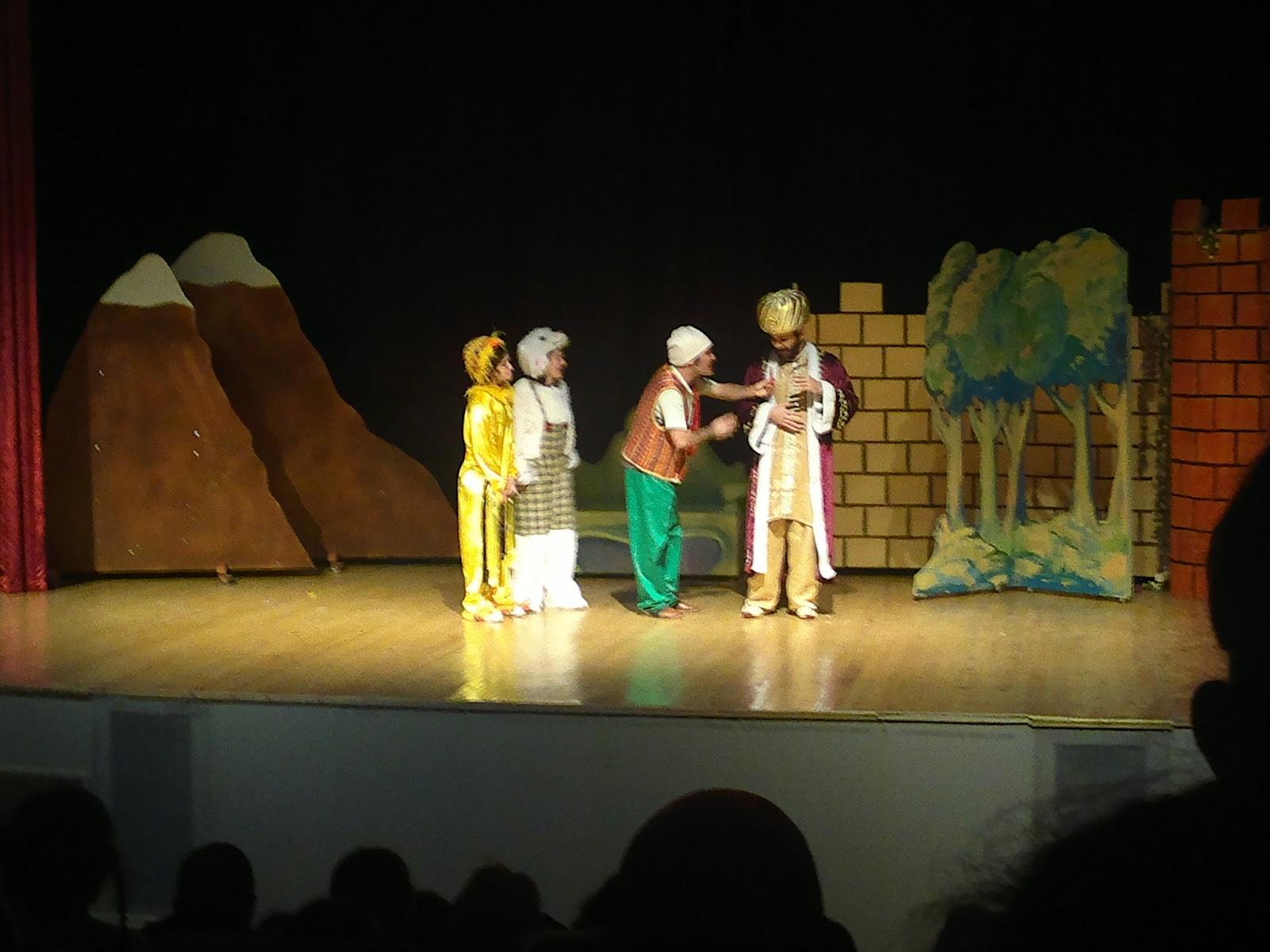 başakşehir belediyesi çocuk tiyatrosu