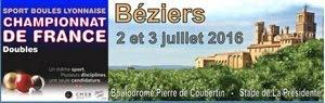 Direct : France Doubles les 02 et 03 juillet