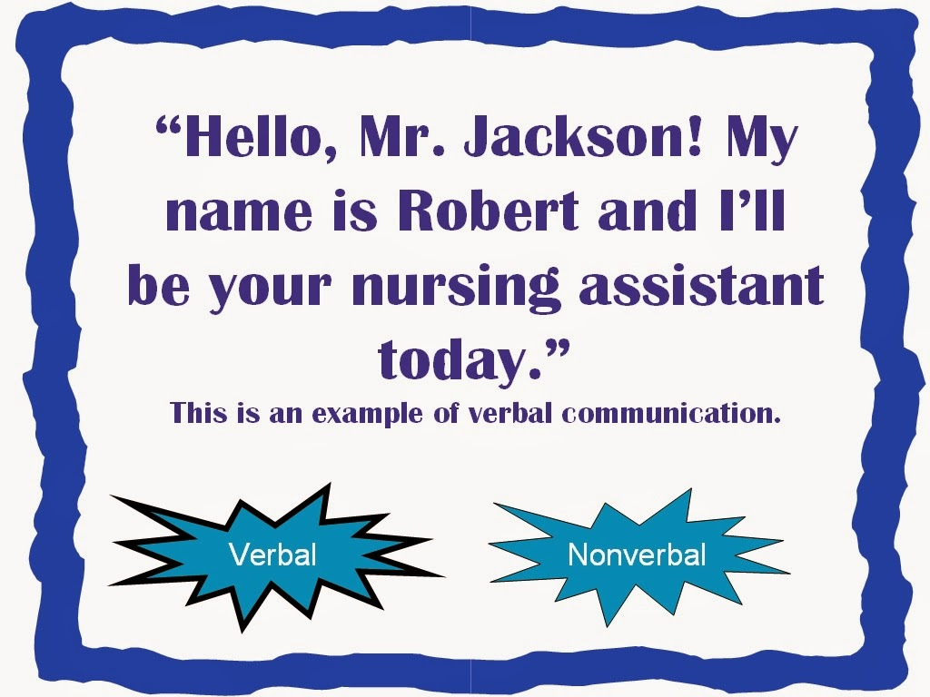 student survive 2 thrive  free nursing practice test  verbal or nonverbal communication