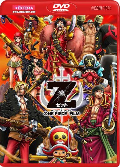 One Piece The Movie 12 (One Piece Film: Z) วันพีซ ฟิล์ม: แซด