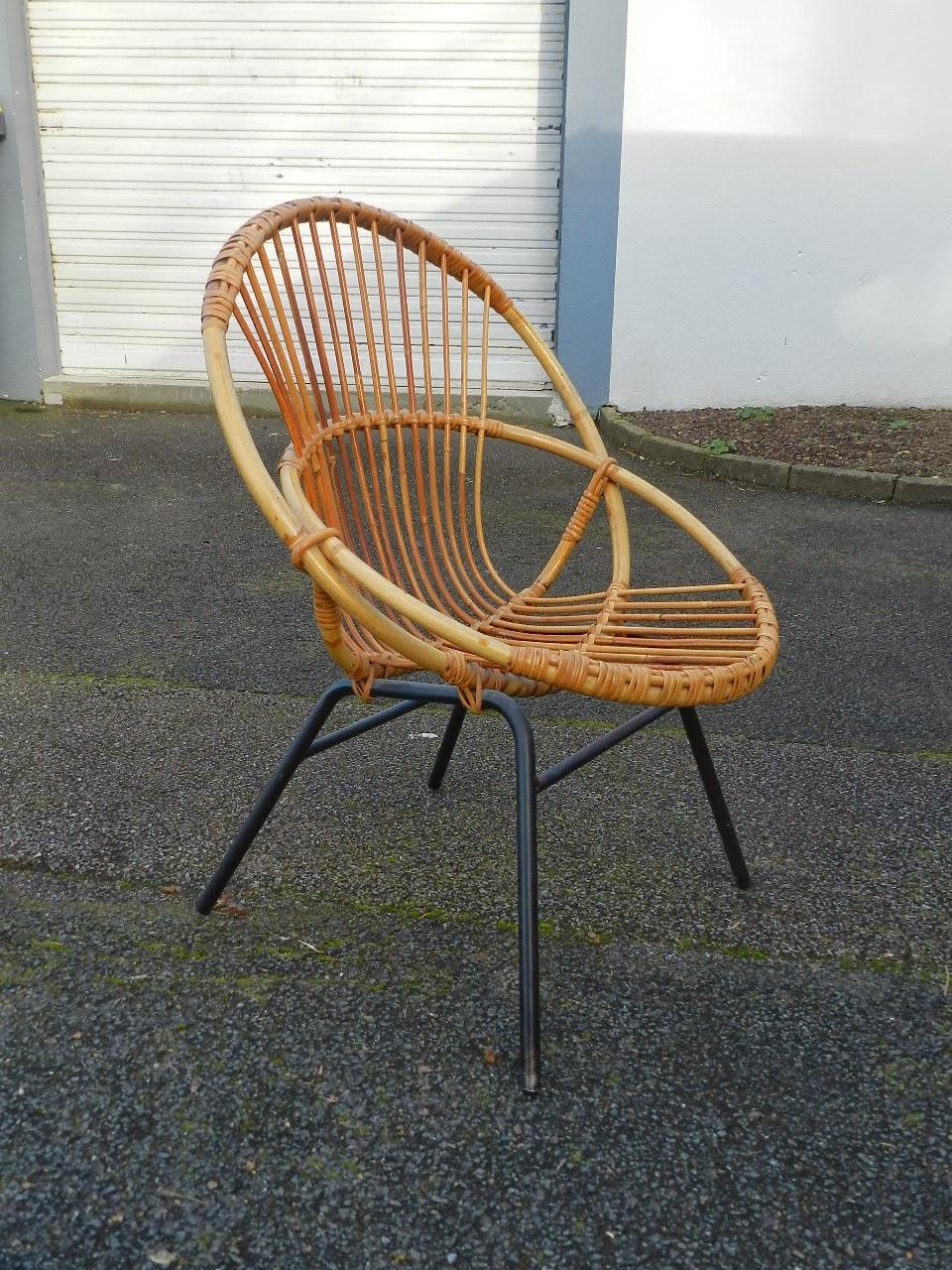 La mouche qui roule broc for Chaise qui roule