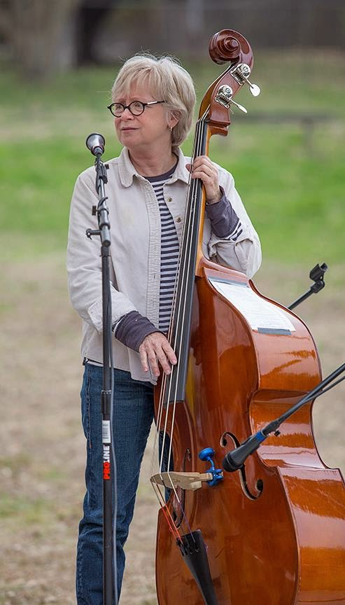 Peggy Douglas at Little Owl Music & Arts Festival 2014