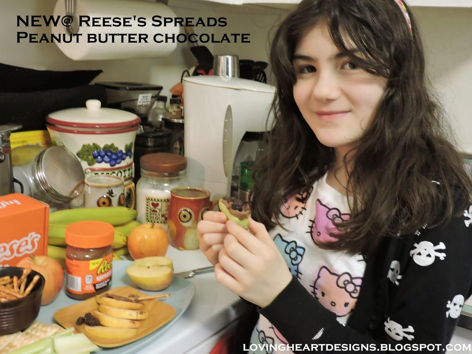 #InfluensterVox #ReesesSpreads
