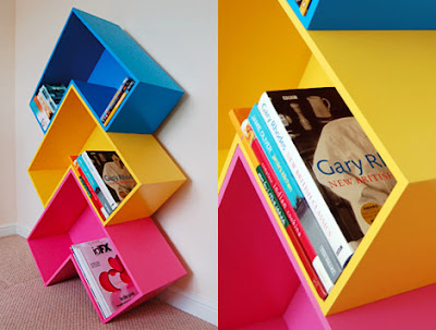 Creative Bookshelves and Unusual Bookcases (15) 13