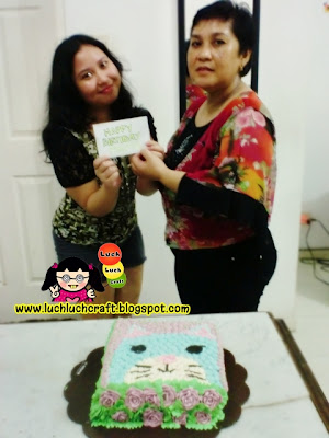 simple present for mom birthday