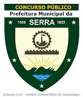 Apostila concurso Guarda Civil da Serra - ES - Agente Comunitário de Segurança.