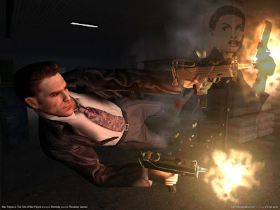 Max Payne 2 game hd wallpapers 2 Max Payne 2 Game HD Wallpapers