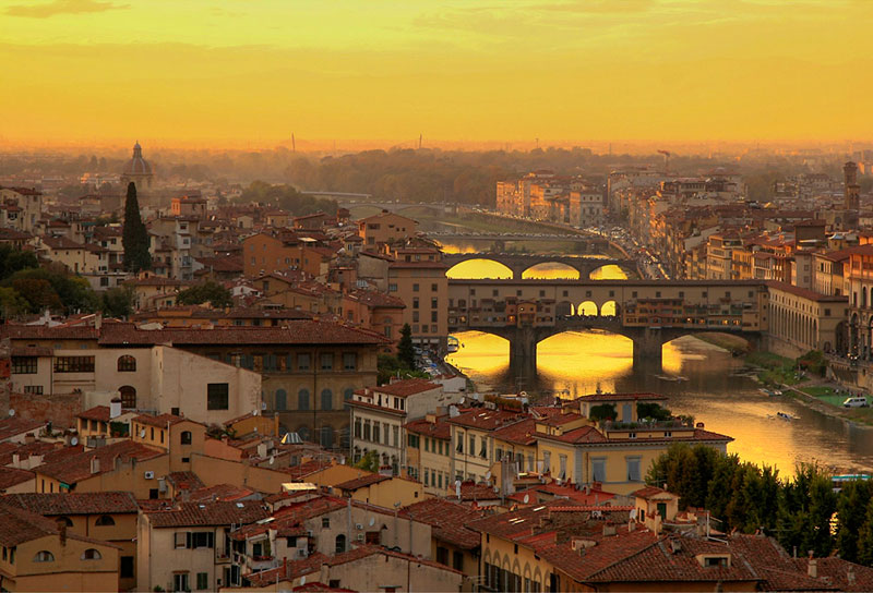 Let's recreate Stendhal Syndrome in Florence