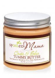 Kem trị rạn da Spoiled Mama Tummy Butter For Stretch Marks